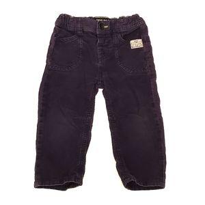 Mexx Blue Corduroy Pants 18 Months